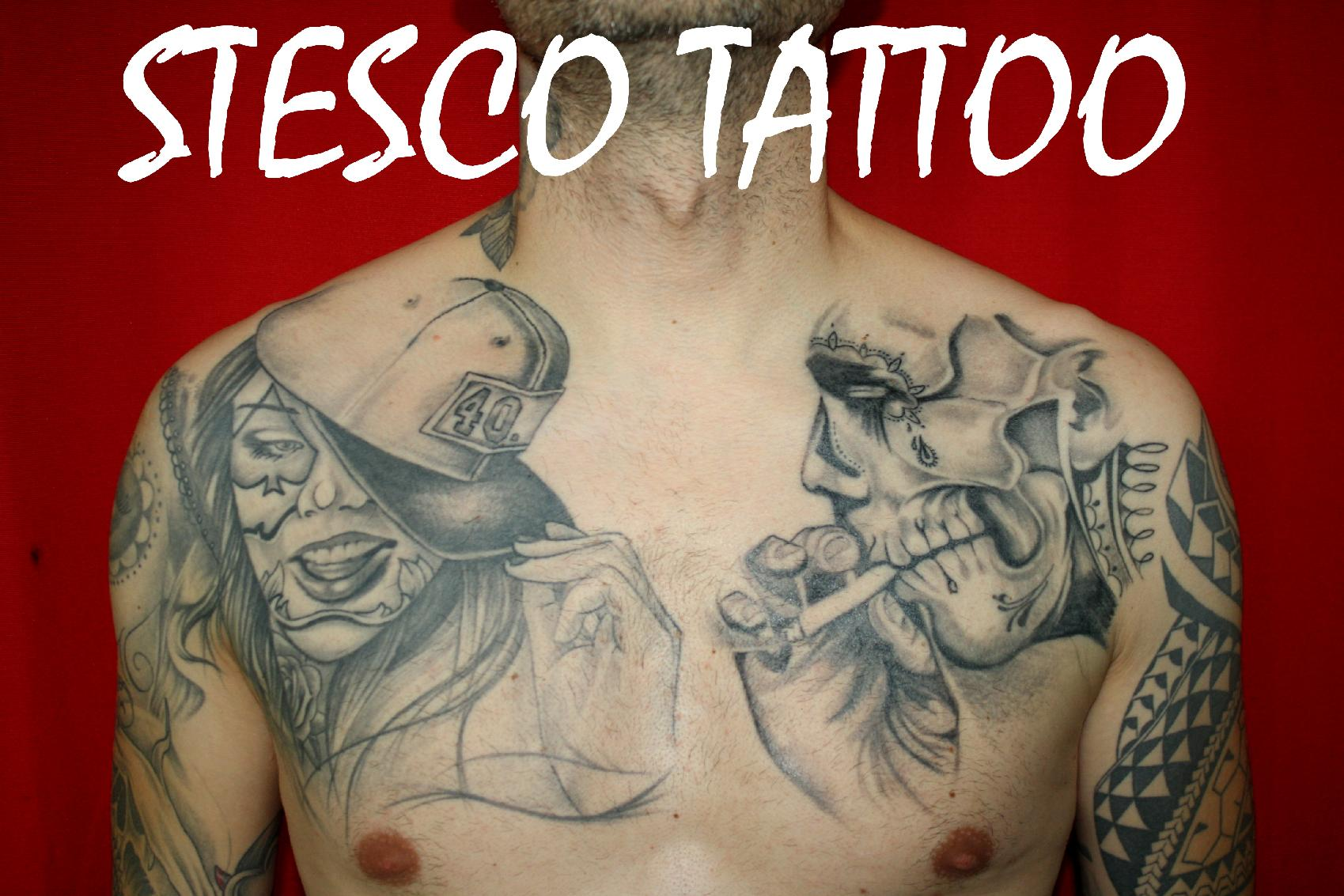 stesco tattoo